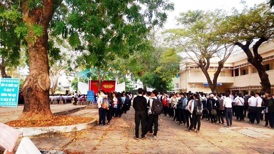 429 học sinh đạt giải trong Kỳ thi chọn học sinh giỏi lớp 11 THPT cấp tỉnh