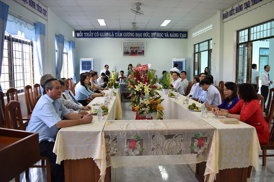 Lễ kỷ niệm 35 năm ngày Nhà giáo Việt Nam (20/11/1982-20/11/2017)