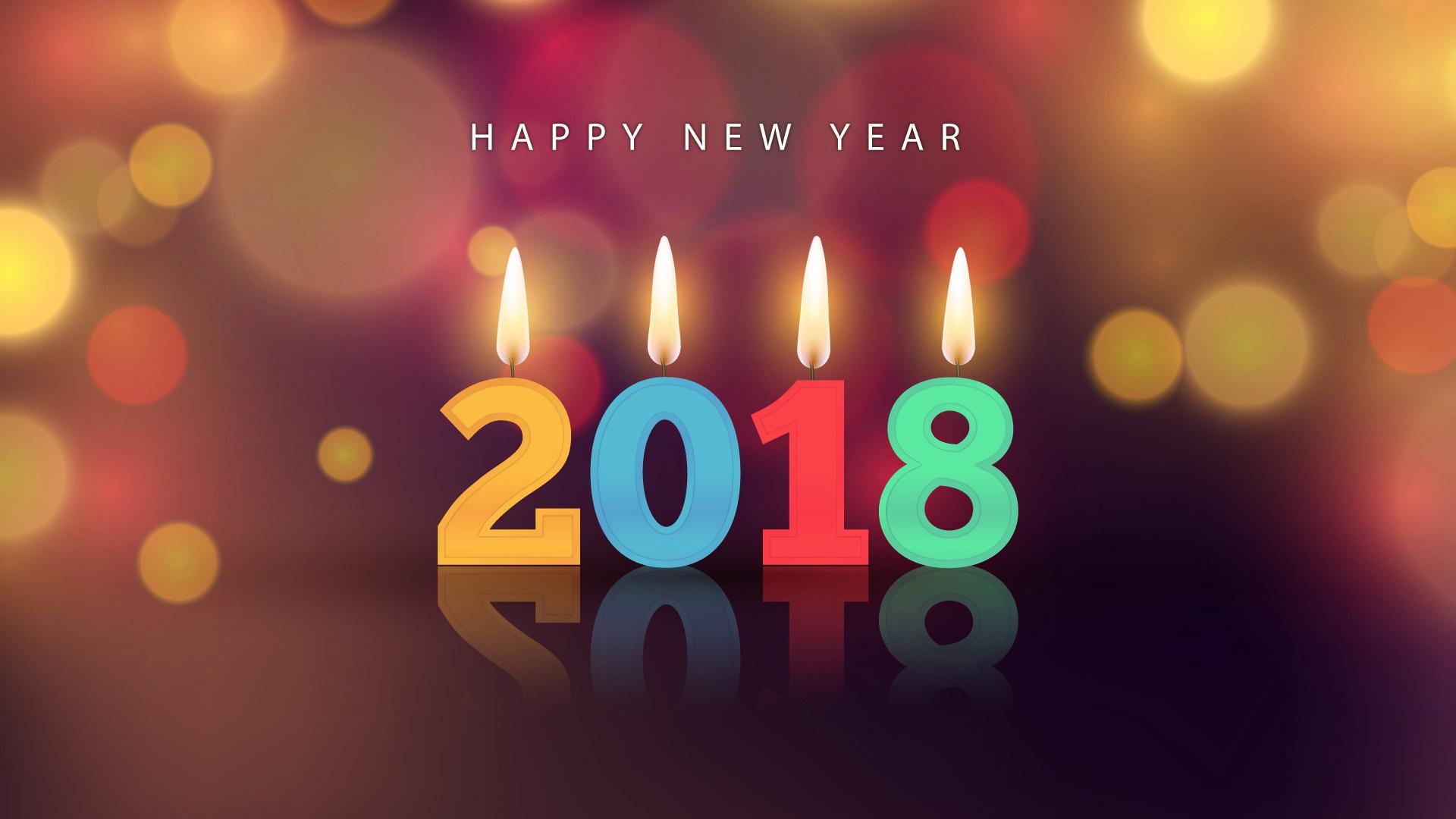Chúc mừng năm mới Mậu Tuất năm 2018!
